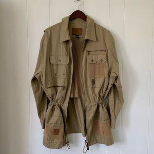 VTG Ralph Lauren Safari Outfitters Utility Jacket